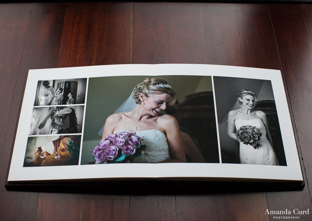 Wedding Photographer Suffolk - Wedding Albums