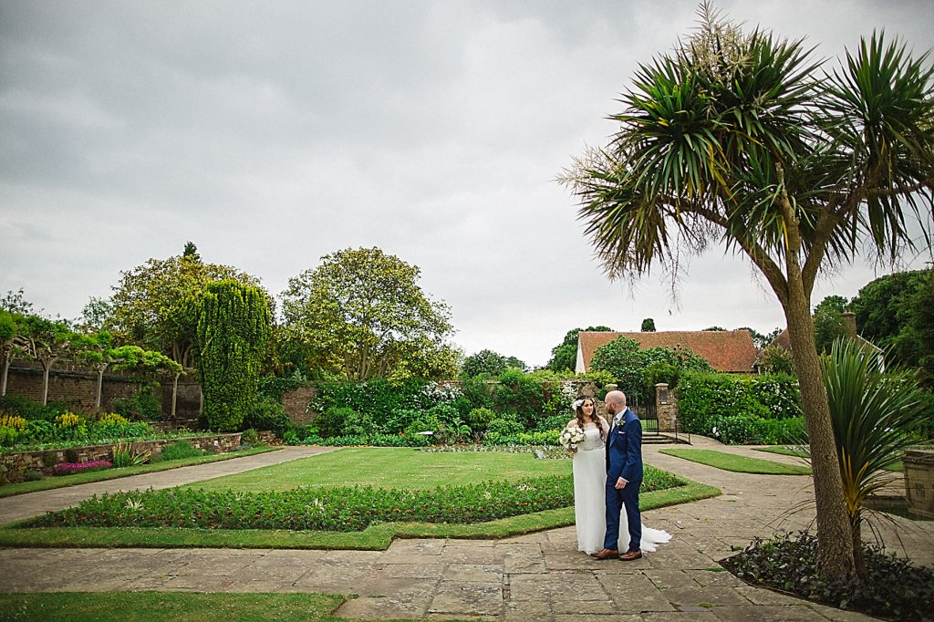 Prittlewell Priory Wedding