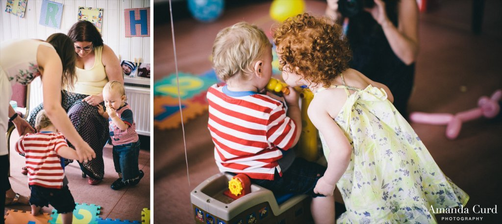 1st Birthday Party, Sefton Park Cricket Club, Liverpool