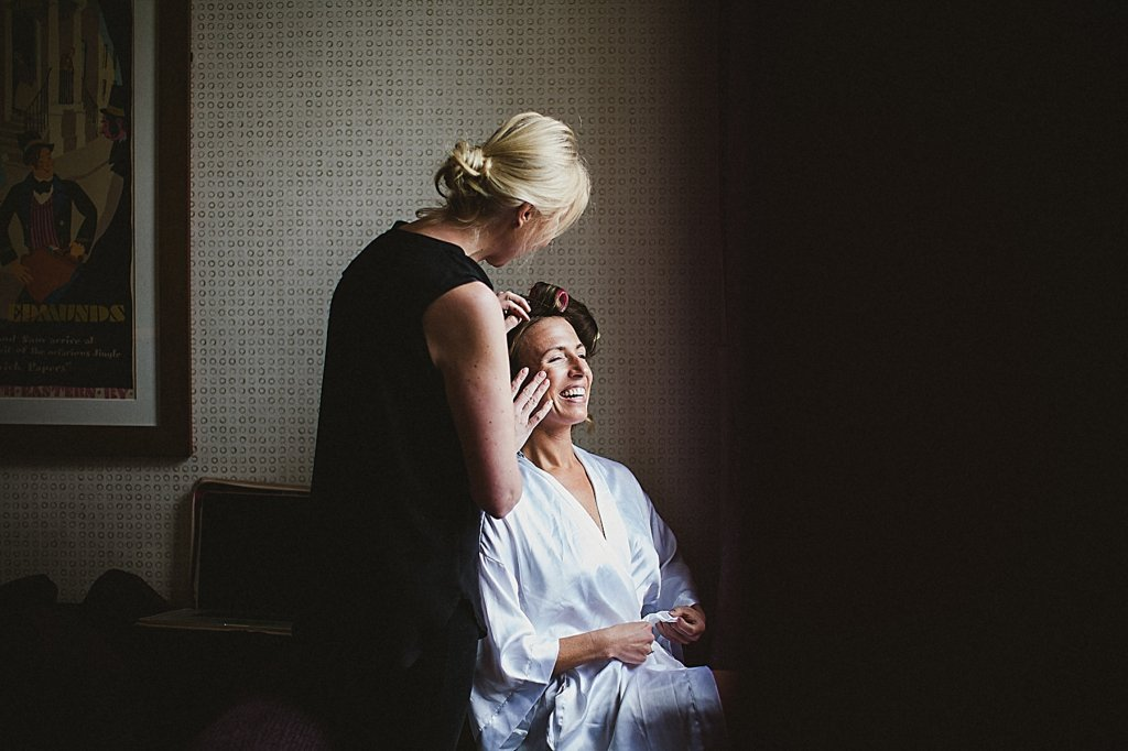 The Angel Hotel Wedding Photography