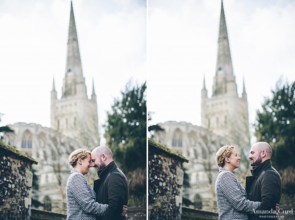 Norwich Pre Wedding Photography