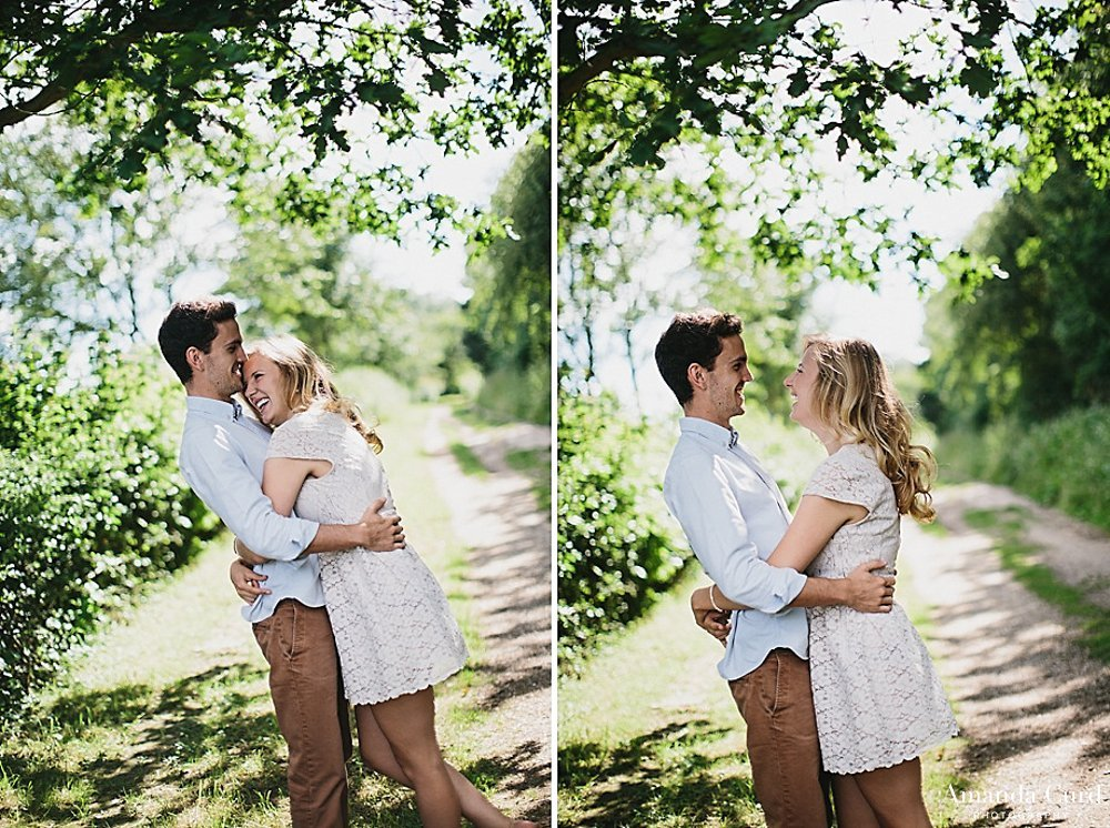 Flatford Mill Engagement Photography