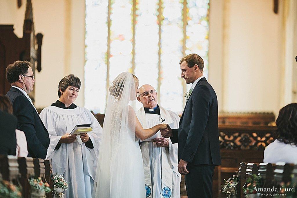 Suffolk Country Farm Garden Wedding Photography in Denton
