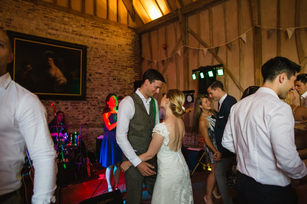 Columbine Hall Suffolk Wedding Venue
