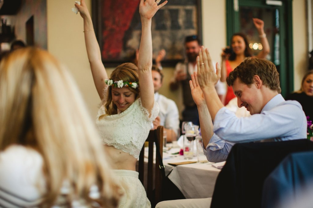 The Peasant Clerkenwell London Wedding Photography