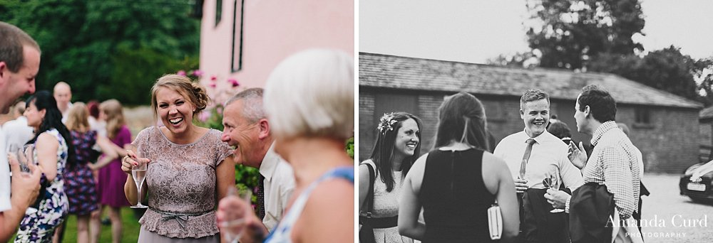 Smeetham Hall Barn Wedding Photography
