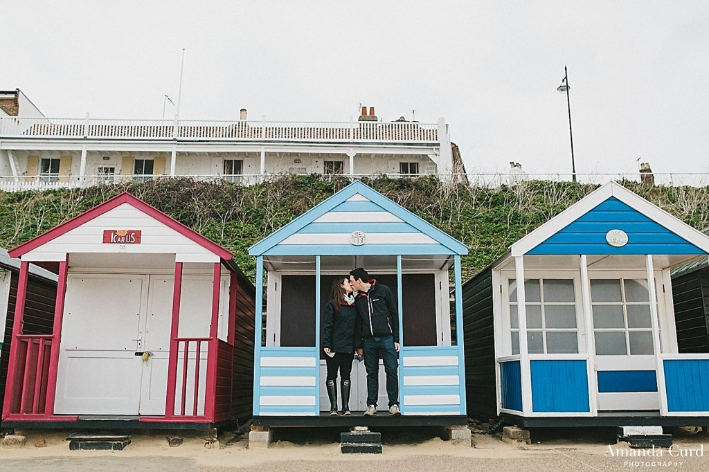 Suffolk Engagement Photography Southwold