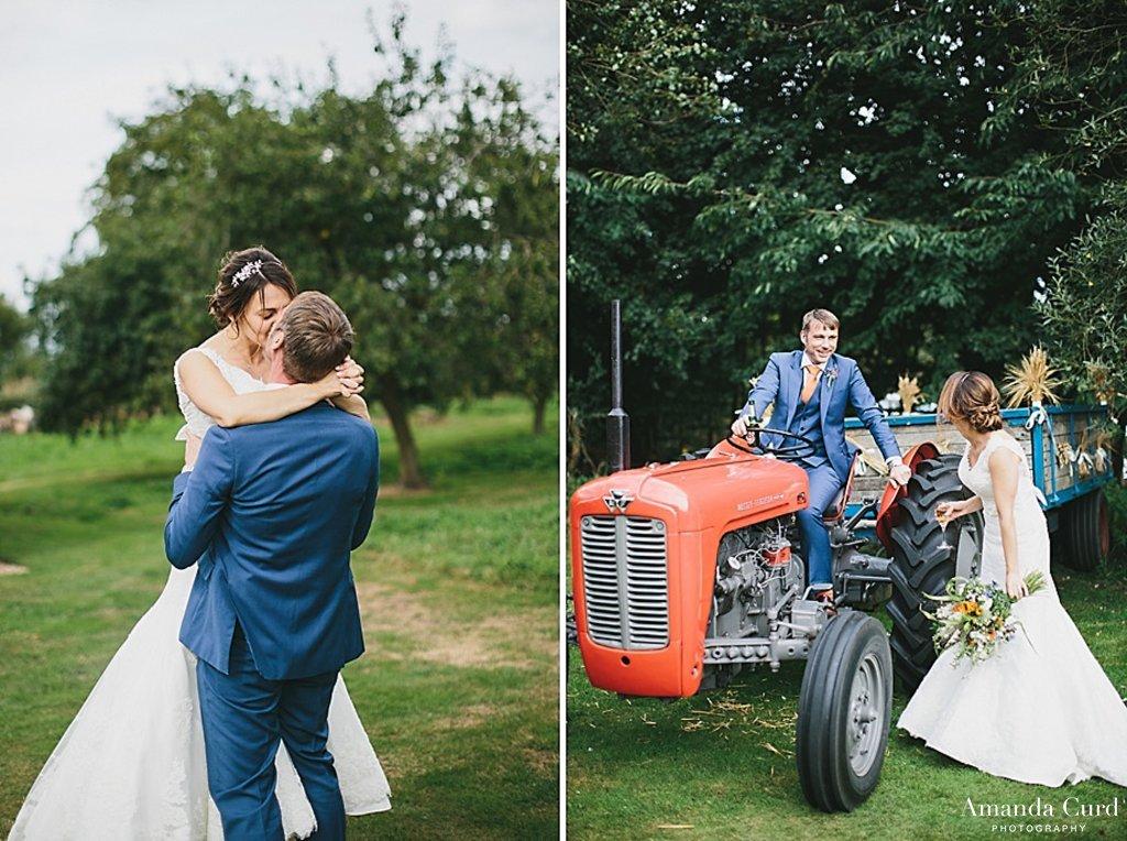 Suffolk Village Garden Fete Wedding