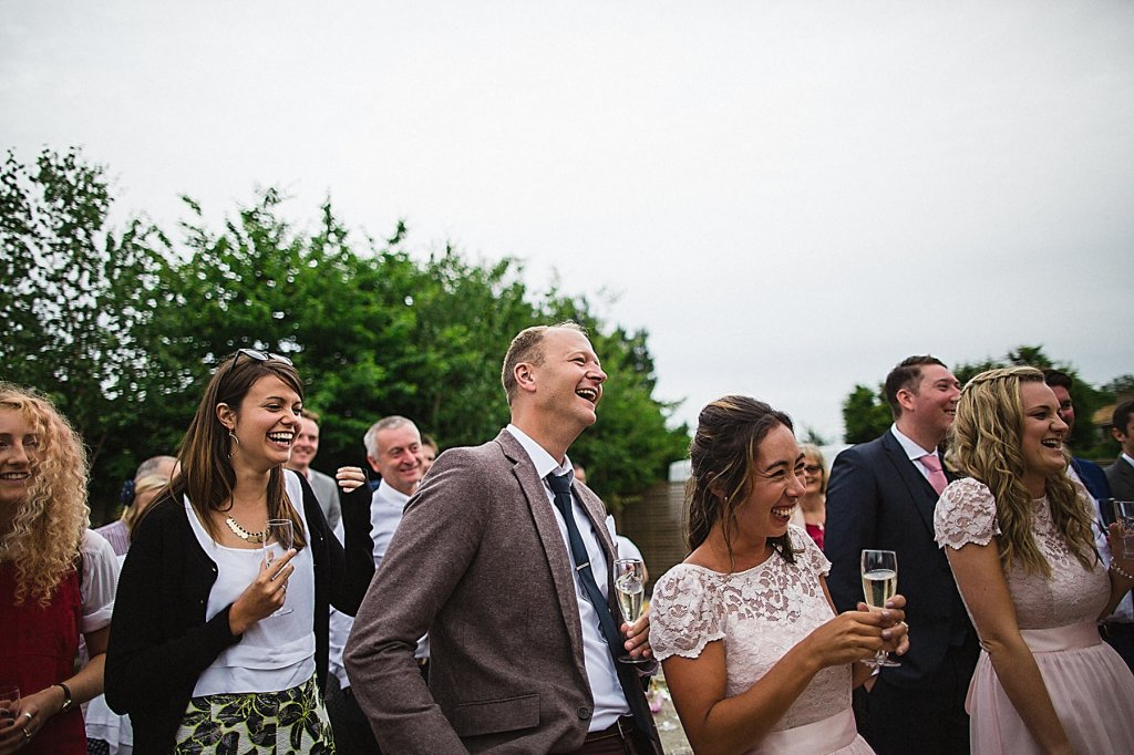 The Finch's Arms Wedding
