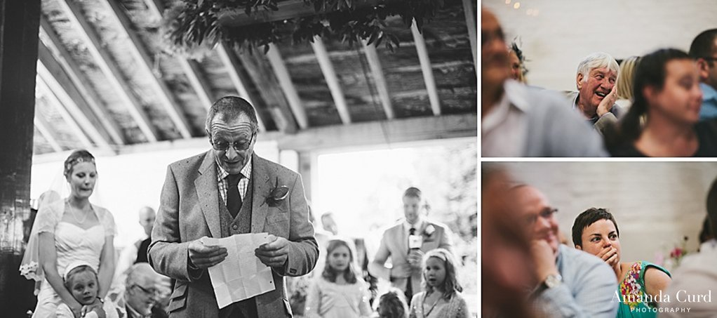 Norfolk Homespun Barn Wedding Photography