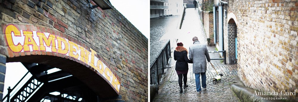 Engagement Photography, Camden Town, London