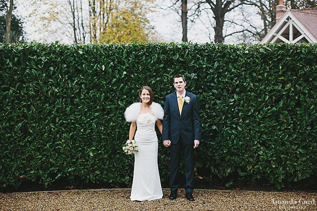 Maison Talbooth Wedding Photography