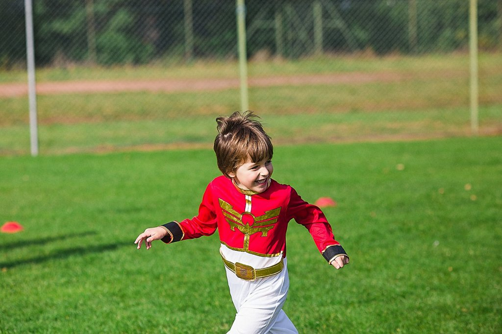London Power Rangers Childrens Birthday Party Photography