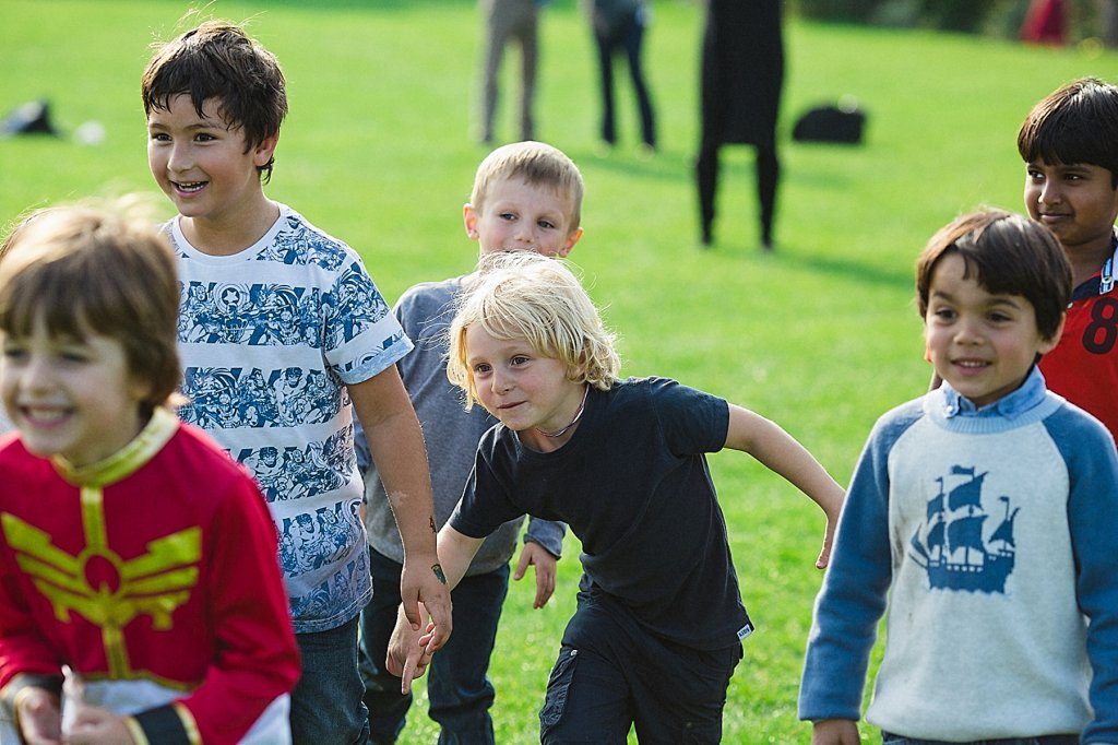 Dulwich College Childrens Party