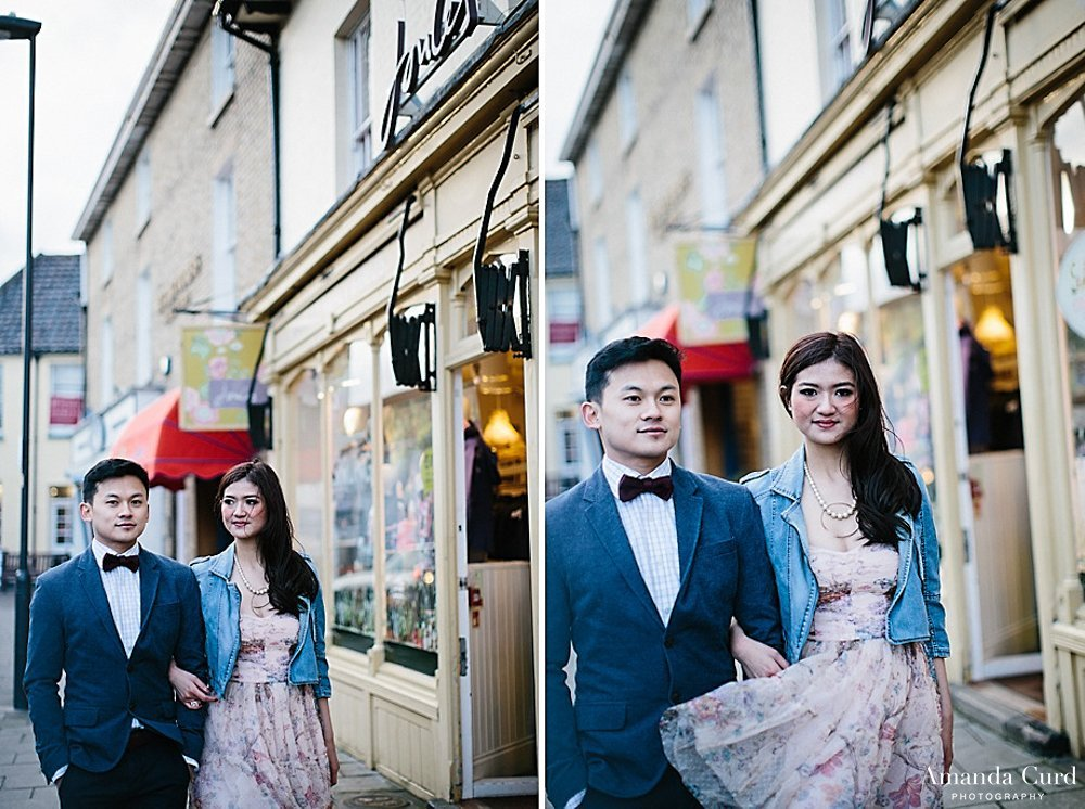Weybourne Railway Steam Station Norfolk Pre Wedding Photography