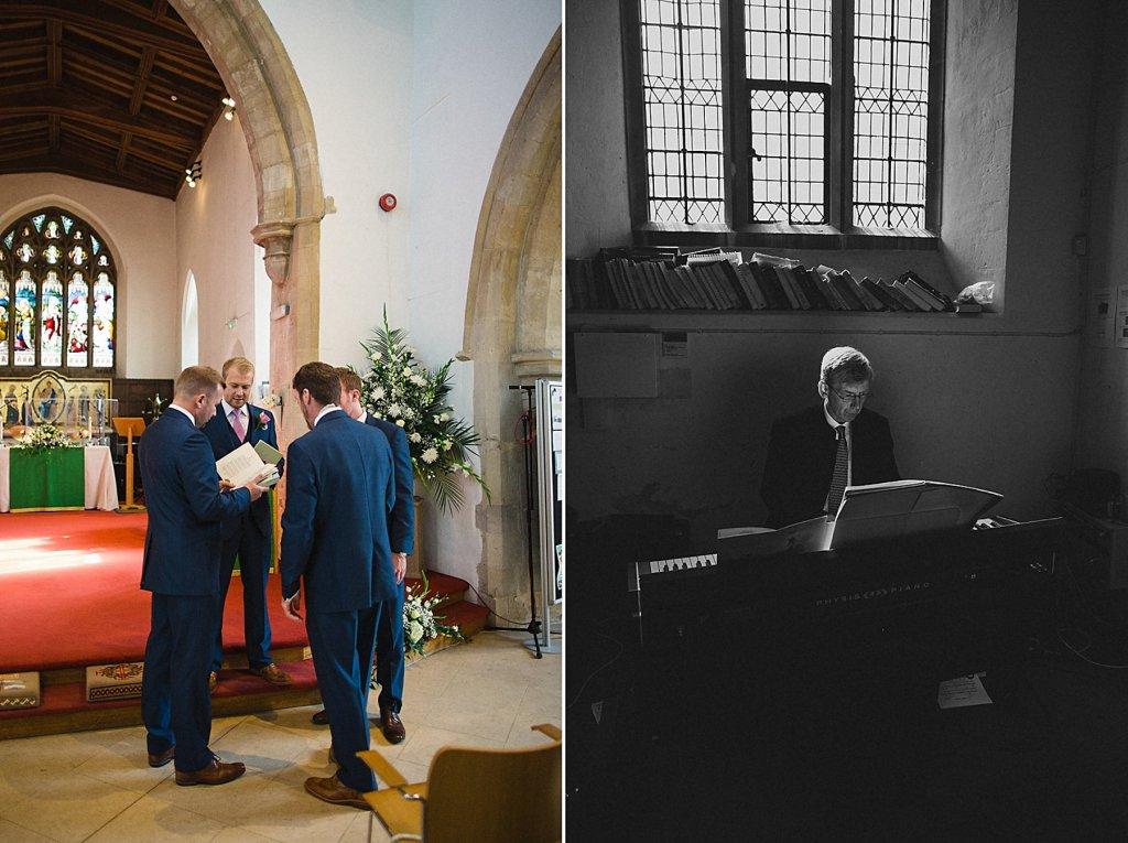 Chicheley Hall Wedding Photography