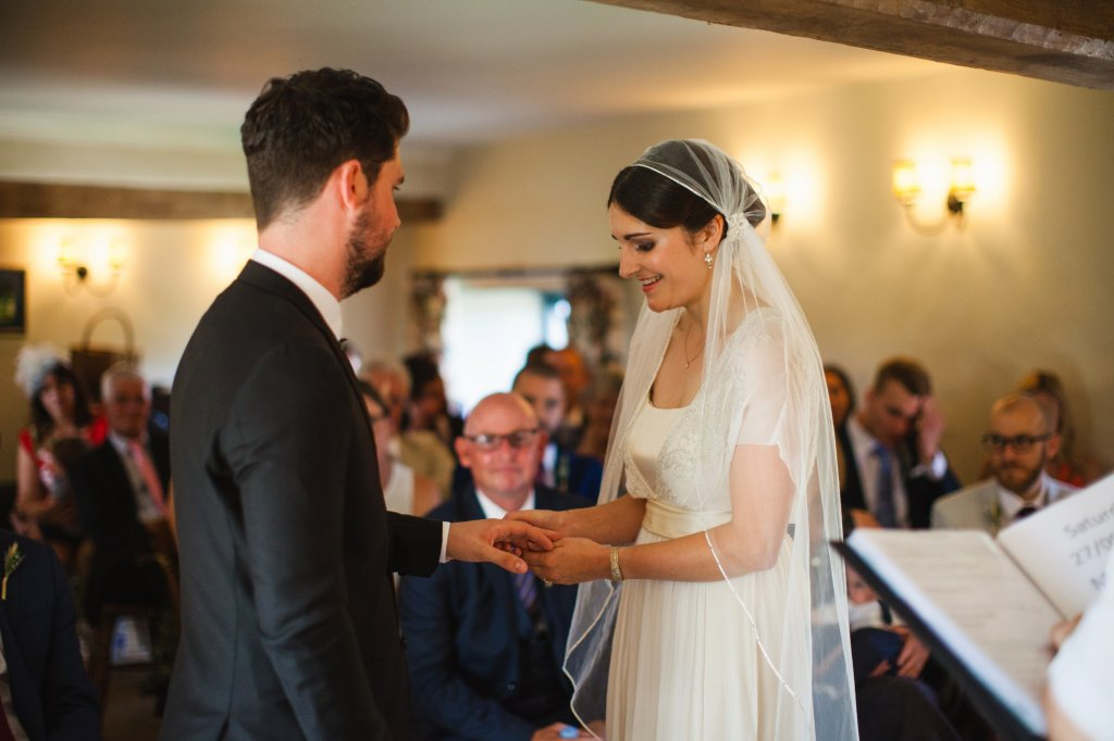 St Peters Hall Wedding