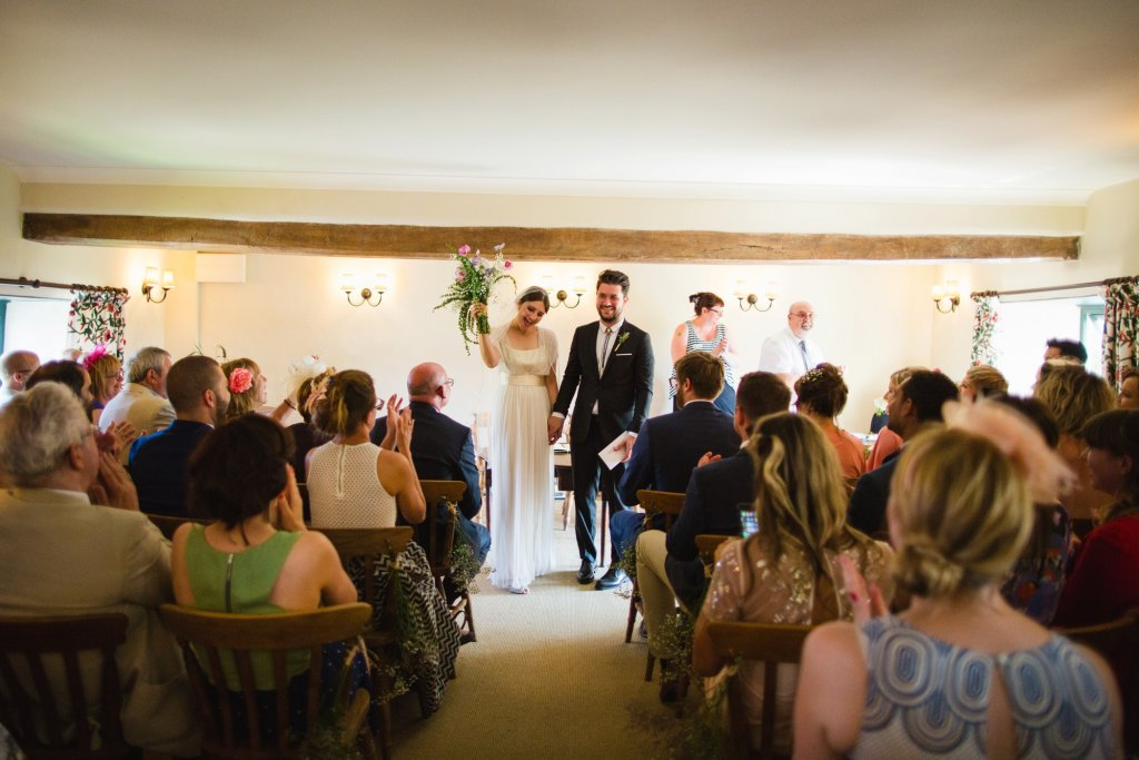 St Peters Hall Wedding