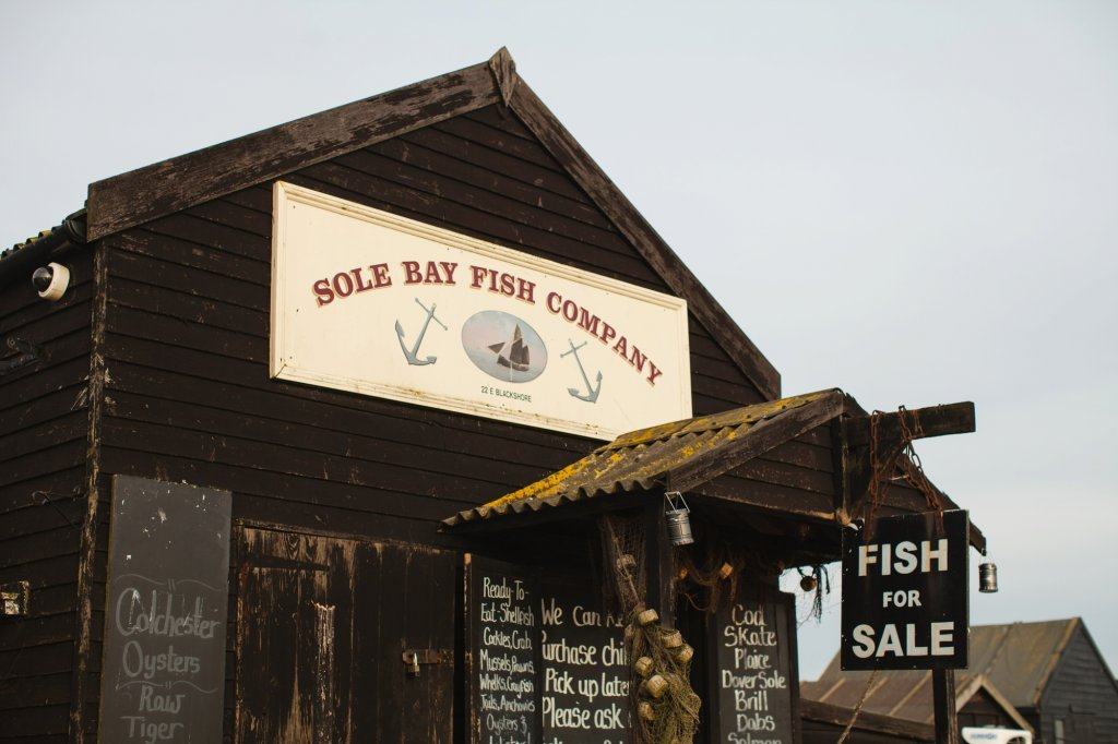 The Sole Bay Fish Company Wedding