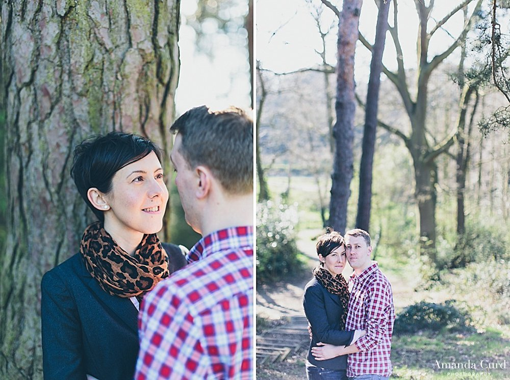Ipswich Engagement Photography