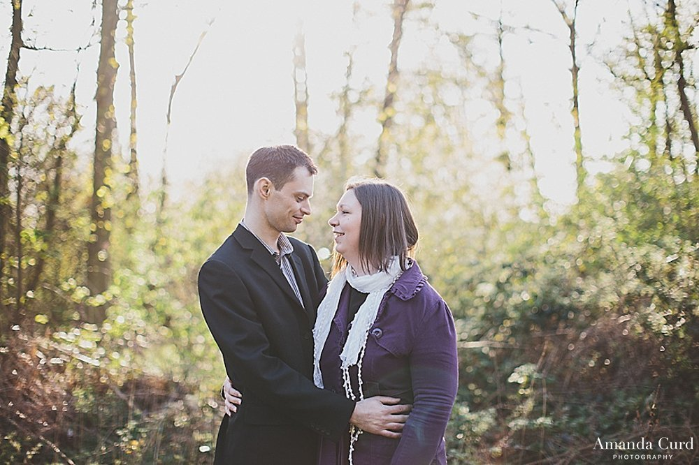 Orwell Country Park Ipswich Engagement Photographyq