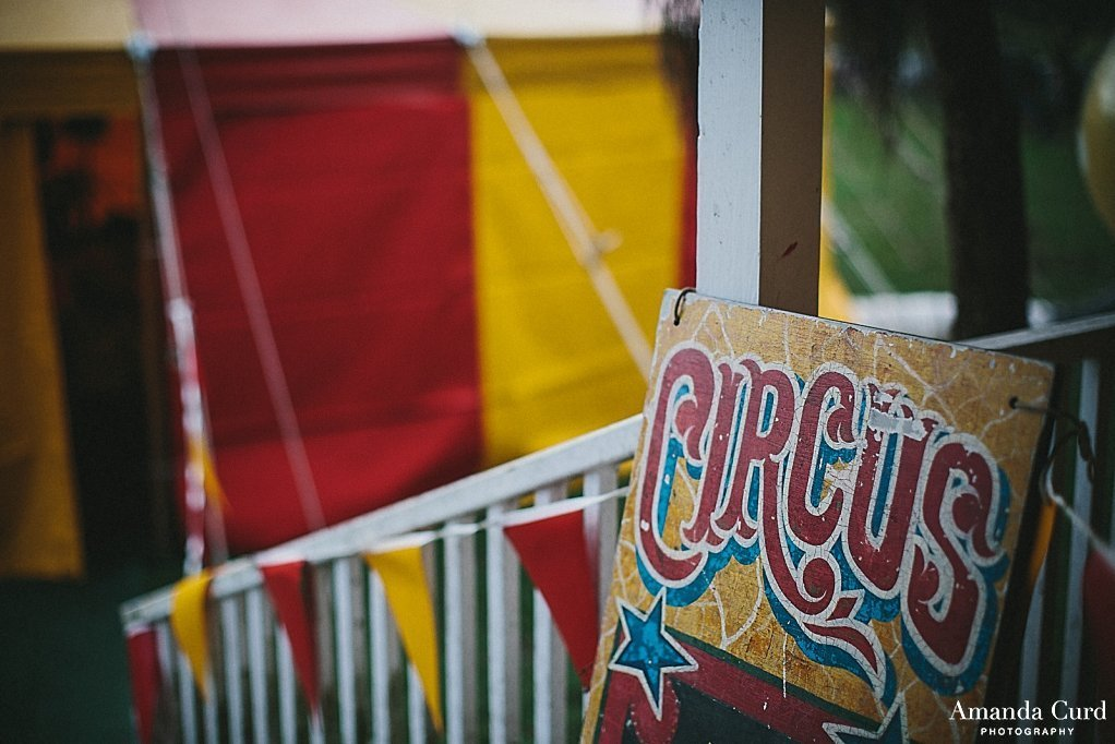 Circus Party Dulwich London
