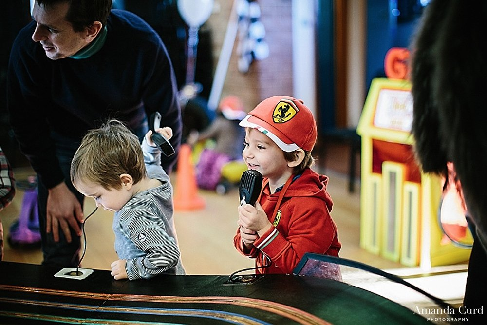Dulwich London Birthday Party Photography