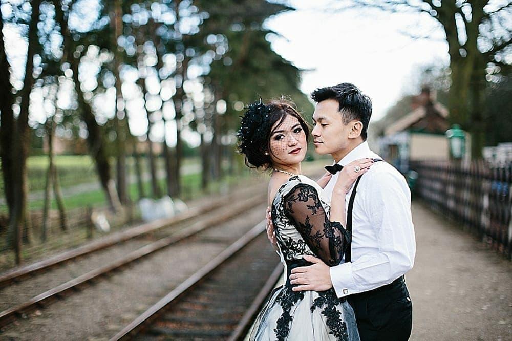 Norfolk Pre Wedding Photography