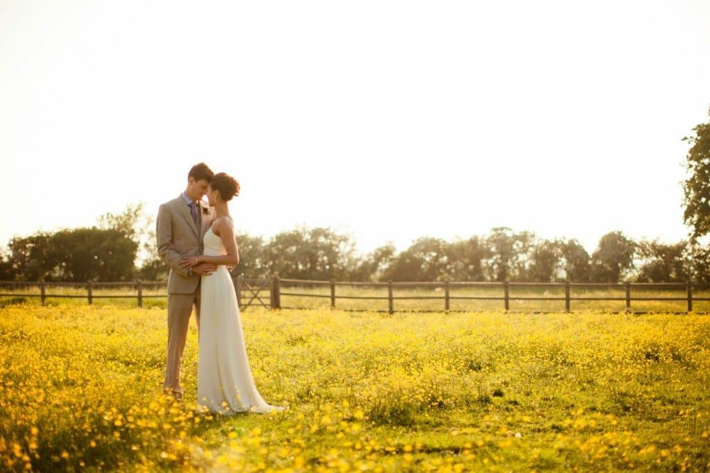 Beautiful Suffolk Garden Wedding