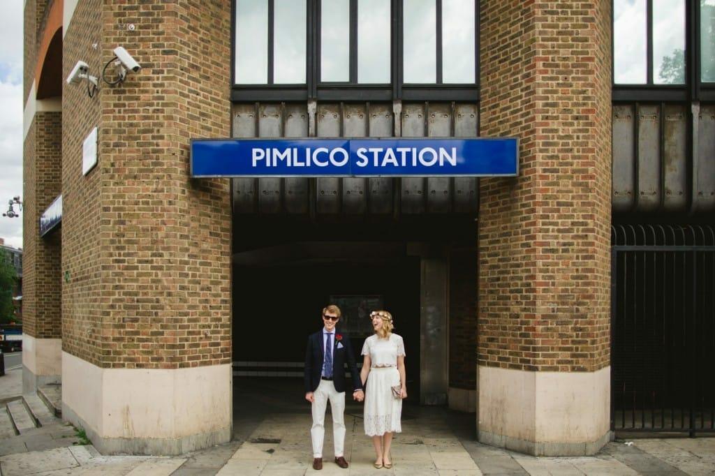The Peasant, Clerkenwell - London Wedding Photgoraphy