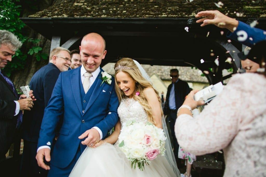 Rustic Suffolk Alpheton Hall Barn Wedding