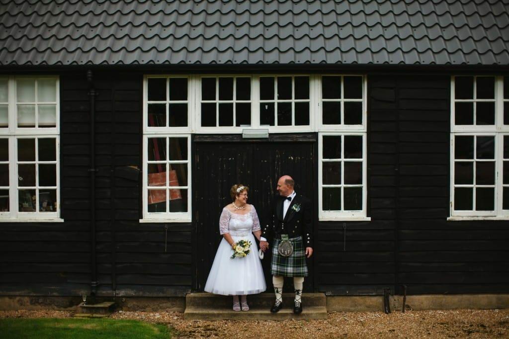 A Gresham's School Wedding