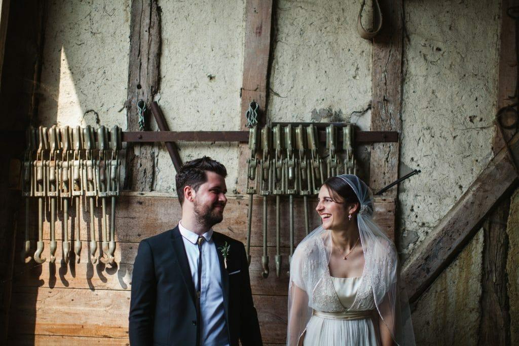 Rosie & Jonny's Festival Wedding at Rookery Meadow