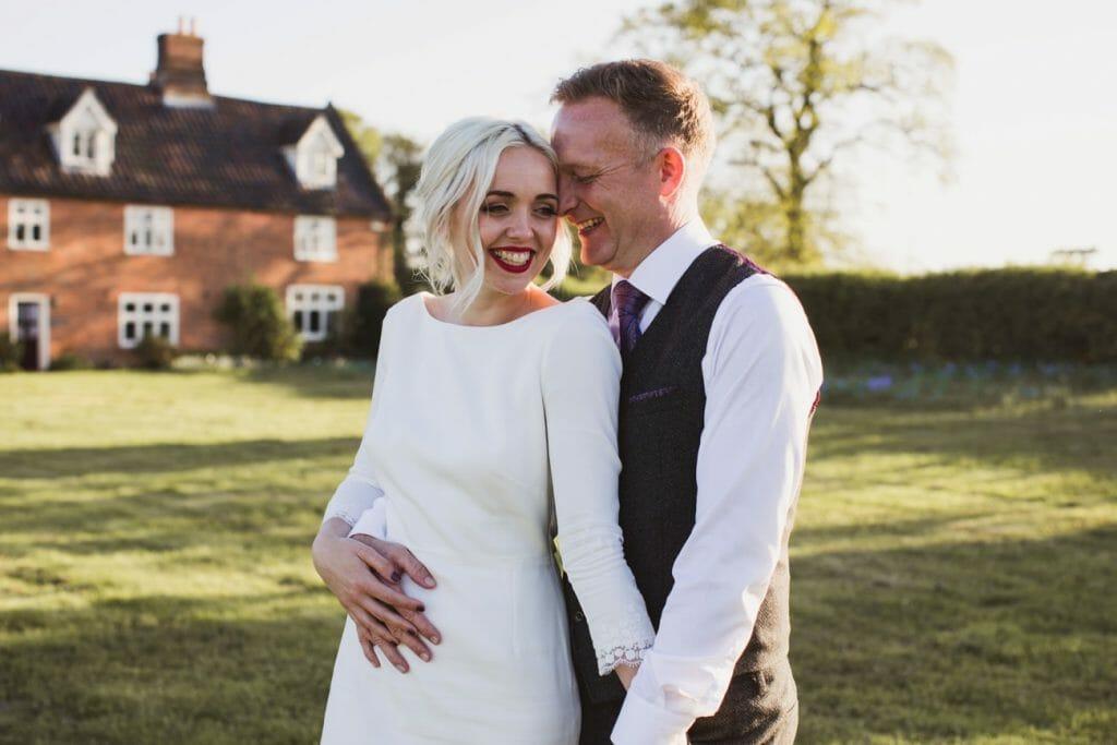 White Dove Barns Wedding - Suffolk Wedding Photography