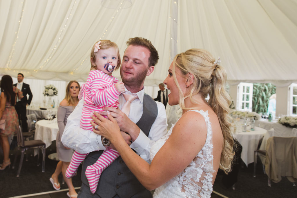 Le Talbooth Wedding