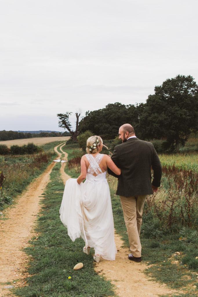 real suffolk farm wedding