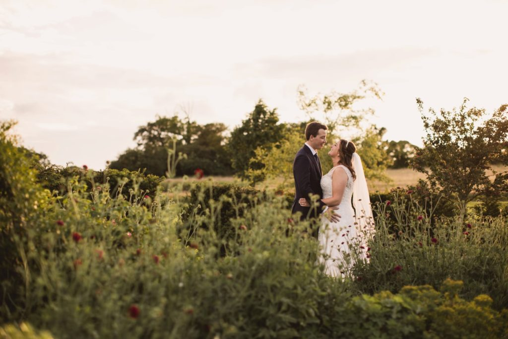 A Bruisyard Hall & Barn Wedding