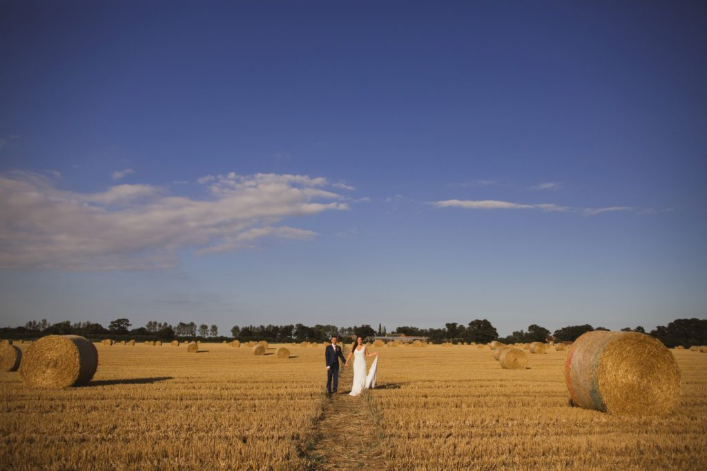 Norfolk barn Wedding Photography